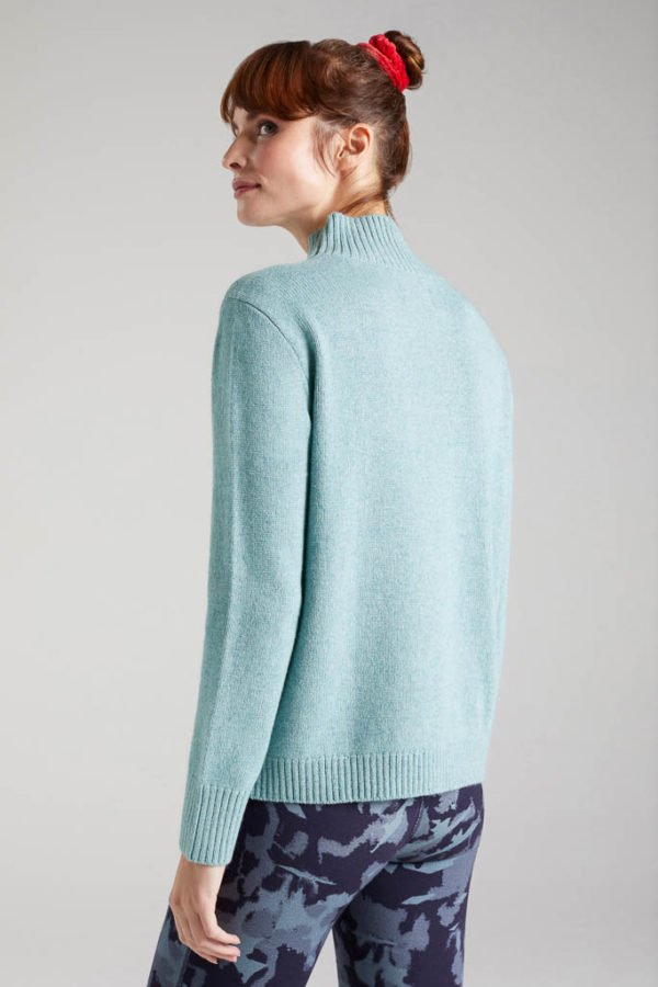 BAM1194-Womens-Boxy-Jumper-Soft-Mint-Marl-Bamboo-Clothing-6-600×900