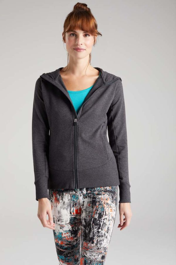 BAM1306-Womens-Performance-Sweat-Hoody-Charcoal-Marl-Bamboo-Clothing-2-600×900