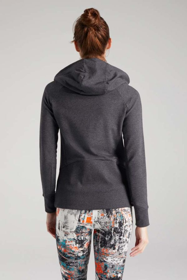BAM1306-Womens-Performance-Sweat-Hoody-Charcoal-Marl-Bamboo-Clothing-6-600×900