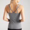SEAMLESS SUPPORT BAMBOO CAMI YOGA CLOTHING COMFORTABLE