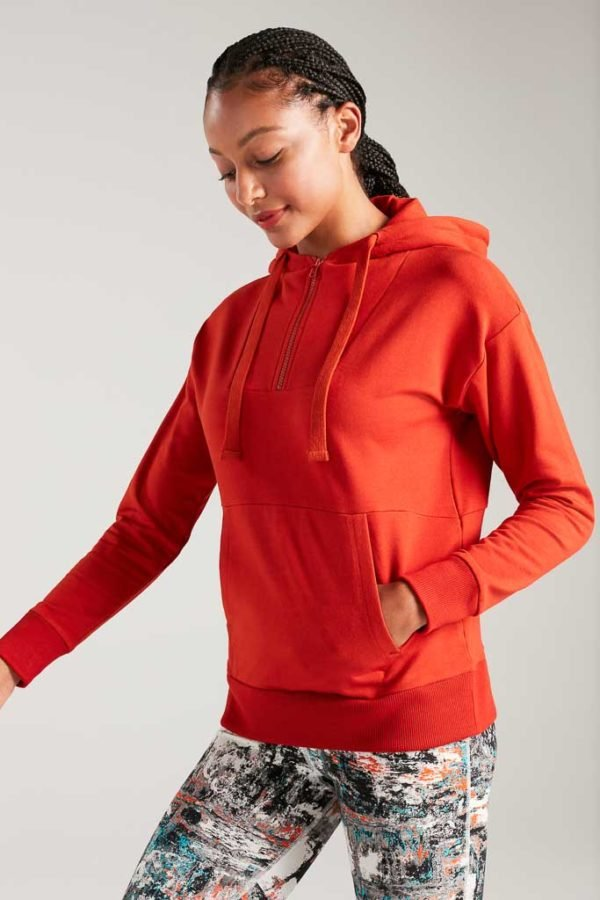 BAM1393-Womens-Casual-Sweat-Hoody-Ginger-Bamboo-Clothing-4-600×900
