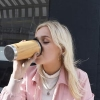 Quality Insulated Reusable Bamboo Coffee Cup