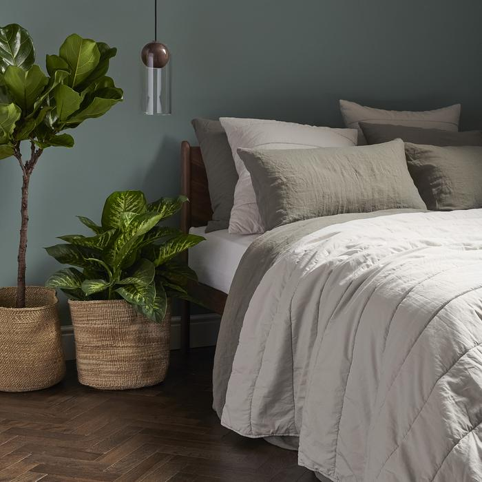 The Best Quality And Natural Linen Bedding Bundle