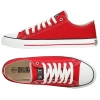 ETHLETIC FAIRTRADE TRAINERS SPORT SHOES RED