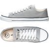 ETHLETIC FAIRTRADE TRAINERS SPORT SHOES URBAN GREY