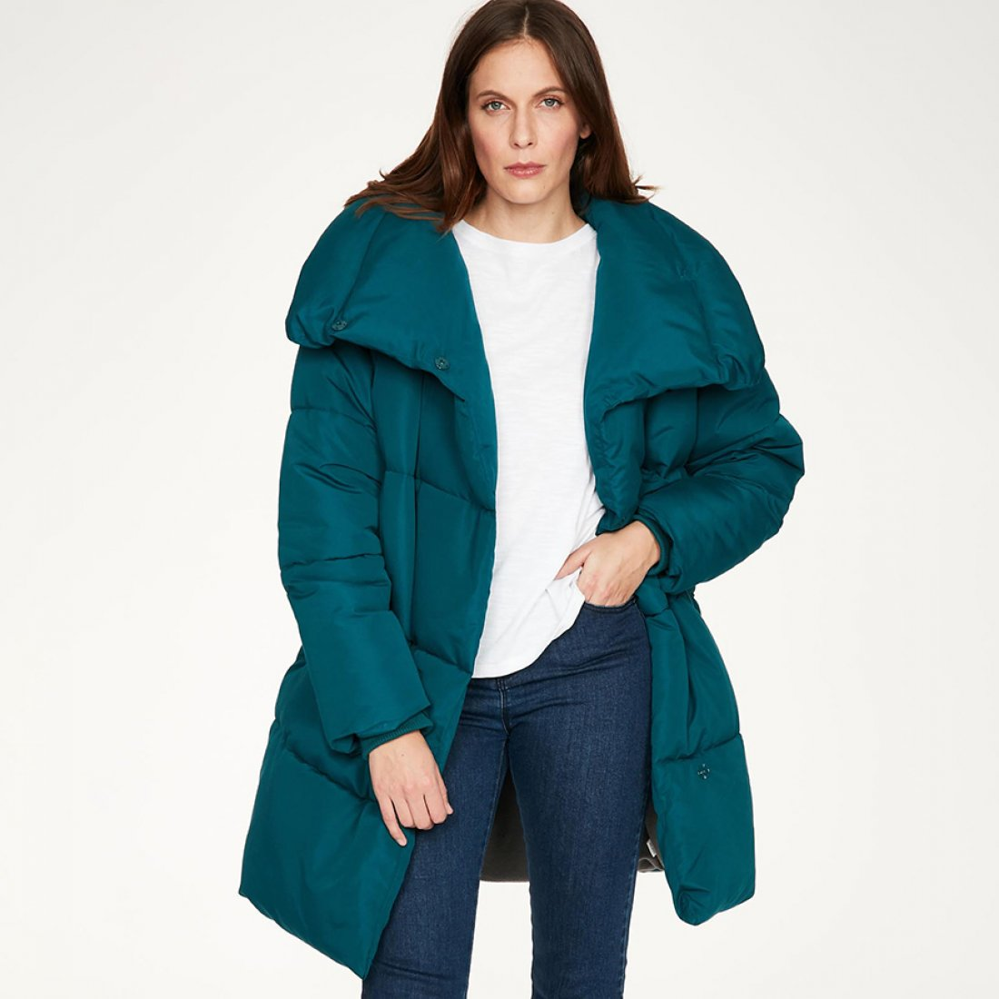 479066-Thought-KINGFISHER-GREEN-Phebe-Puffa-Jacket-Recycled-Polyester-6