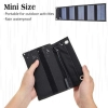 battery solar charger for mobile phone